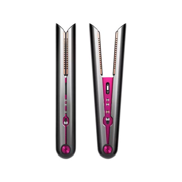 DYSON Corrale™, Haarglätter, 16.8 Volt, Nickel/Fuchsia