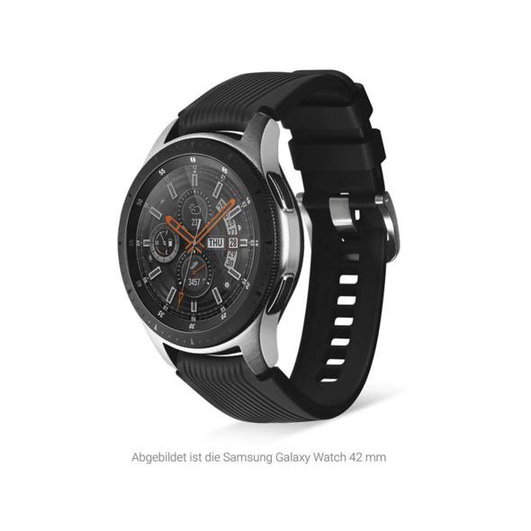 ARTWIZZ SecondDisplay, Displayschutzglas, Samsung, Galaxy Watch 3, 41 mm, Transparent