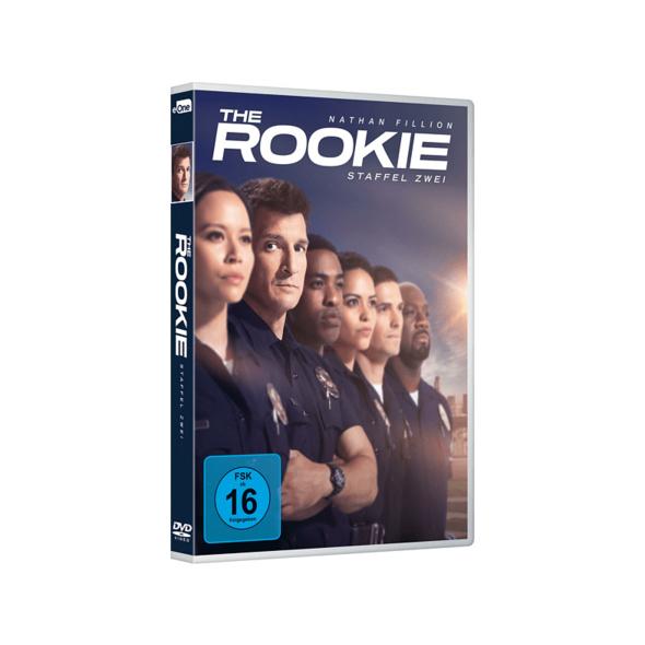 The Rookie - Staffel 2 - (DVD)