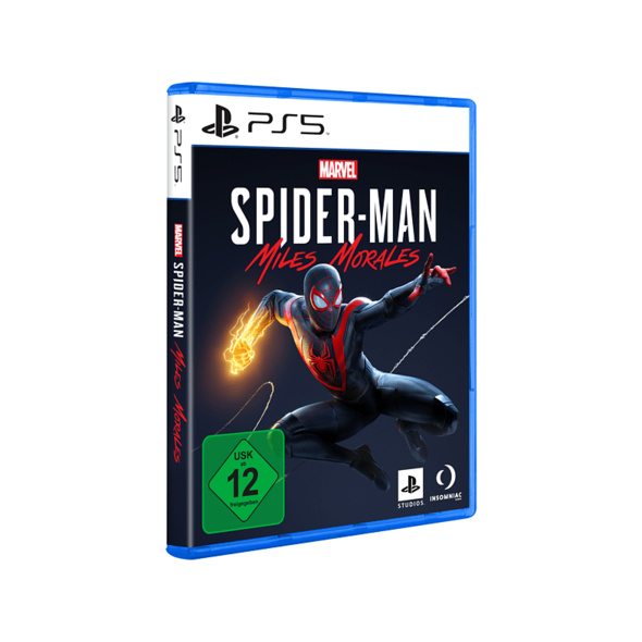 INSOMNIAC Marvel's Spider-Man: Miles Morales