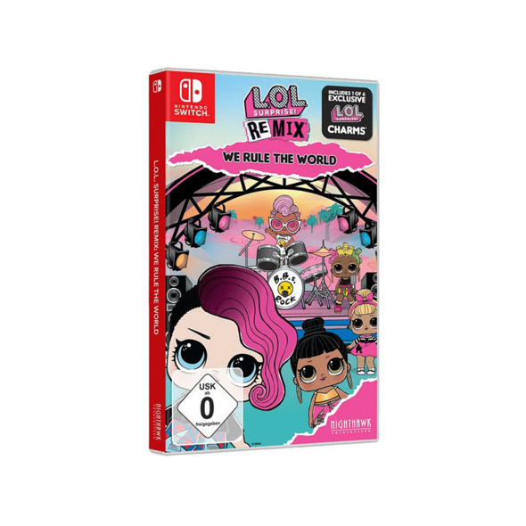 L.O.L. Surprise! Remix Edition: We Rule the World - Nintendo Switch