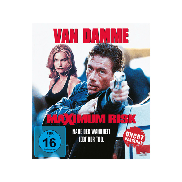 Maximum Risk - (Blu-ray)