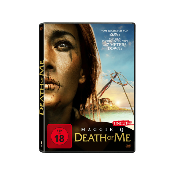 Death of Me - (DVD)