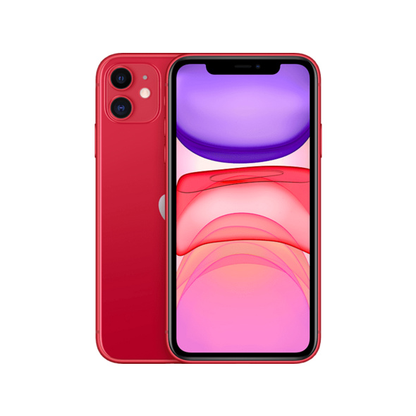 APPLE iPhone 11, 128 GB, (Product) Red