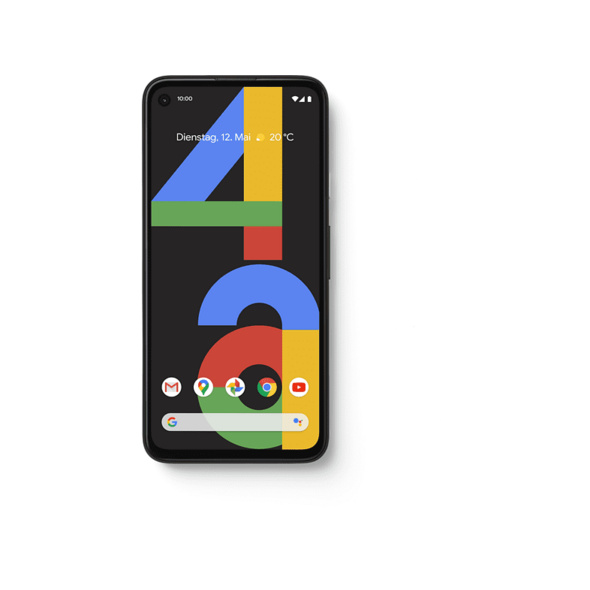 GOOGLE Pixel 4a, 128 GB, Just Black