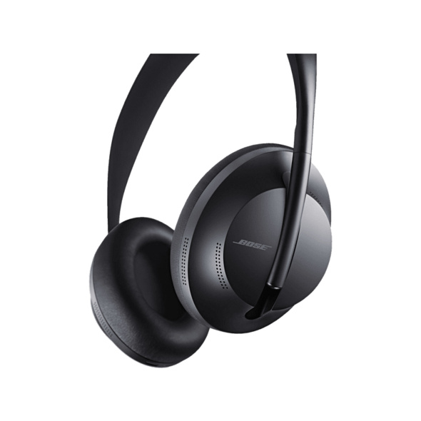 BOSE Headphones 700 inkl. Ladeetui  kabellose Noise-Cancelling, Over-ear Kopfhörer, Headsetfunktion, Bluetooth, spritzwassergeschützt, Schwarz