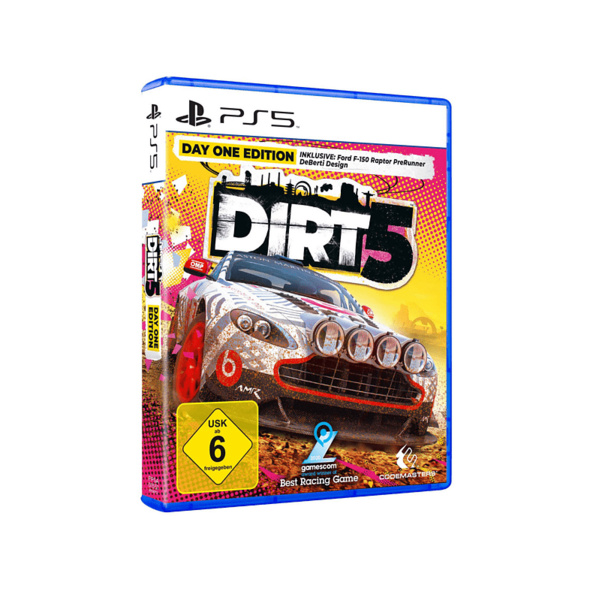 CODEMASTERS PS5 DIRT 5 - DAY ONE EDITION