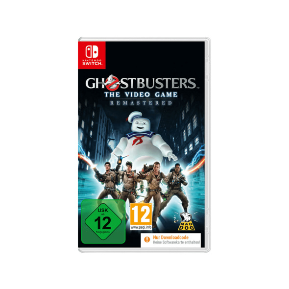 Ghostbusters The Video Game Remastered - Nintendo Switch