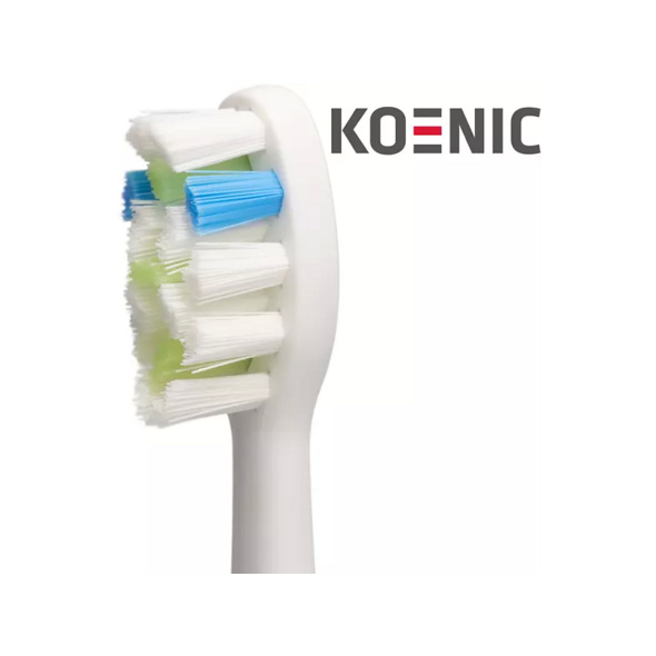 KOENIC KOB-4000-S, Aufsteckbürsten für Schallzahnbürsten