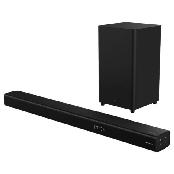PEAQ PSB 400 , Soundbar, Schwarz