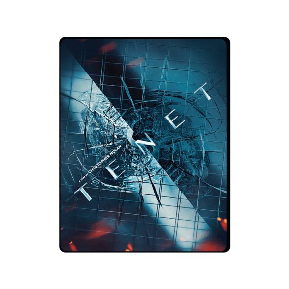 Tenet (SteelBook®) - (4K Ultra HD Blu-ray + Blu-ray)