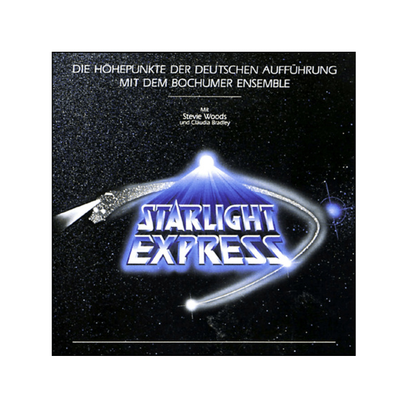 MUSICAL/BOCHUM - STARLIGHT EXPRESS (BOCHUM CAST) - (CD)