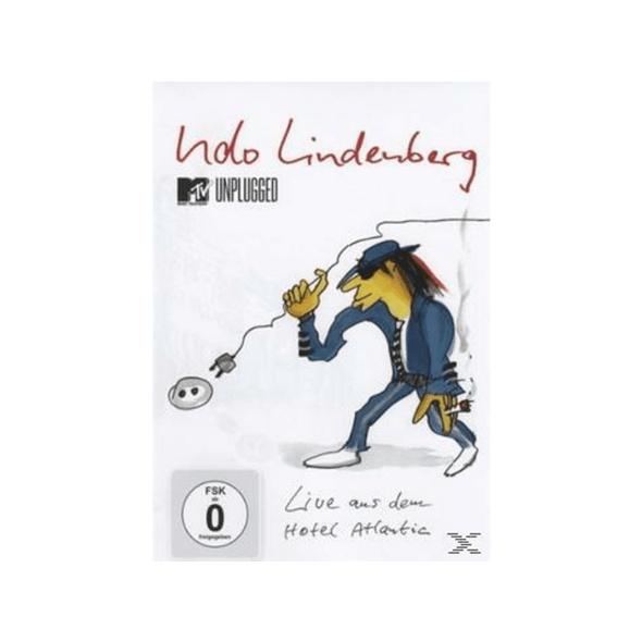Udo Lindenberg - MTV UNPLUGGED (LIVE AUS DEM HOTEL ATLANTIC) - (DVD)