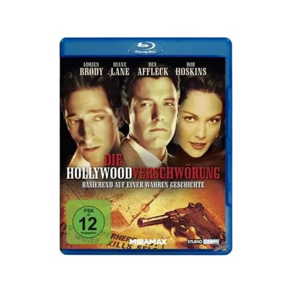 Die Hollywood-Verschwörung - (Blu-ray)