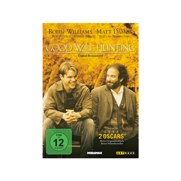 Good Will Hunting (Remastered) - (DVD)