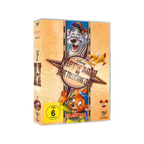 Käpt'n Balu und seine tollkühne Crew - Collection 1 - (DVD)