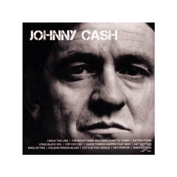 Johnny Cash - Icon - (CD)
