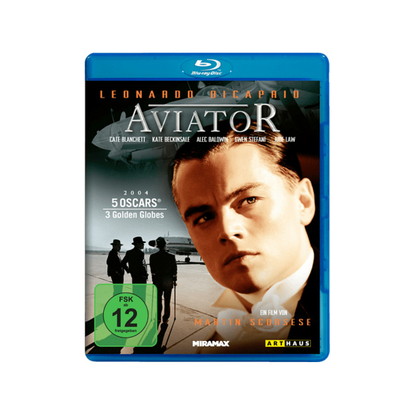 Aviator - (Blu-ray)