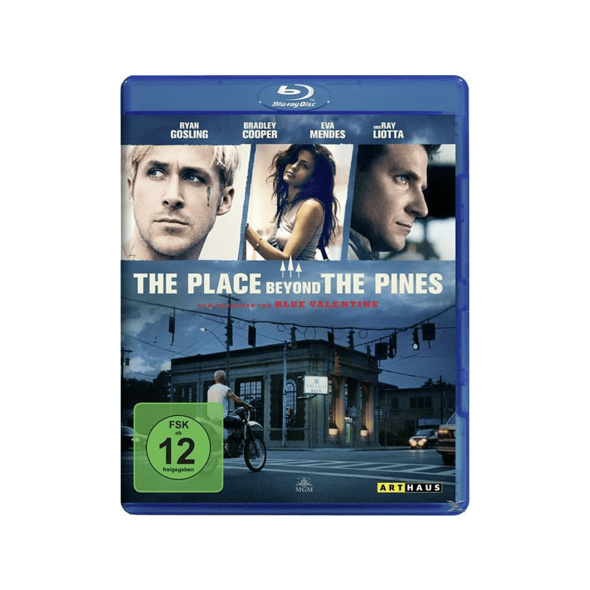 The Place Beyond The Pines - (Blu-ray)