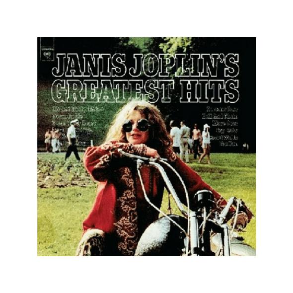 Janis Joplin - Janis Joplin's Greatest Hits - (CD)