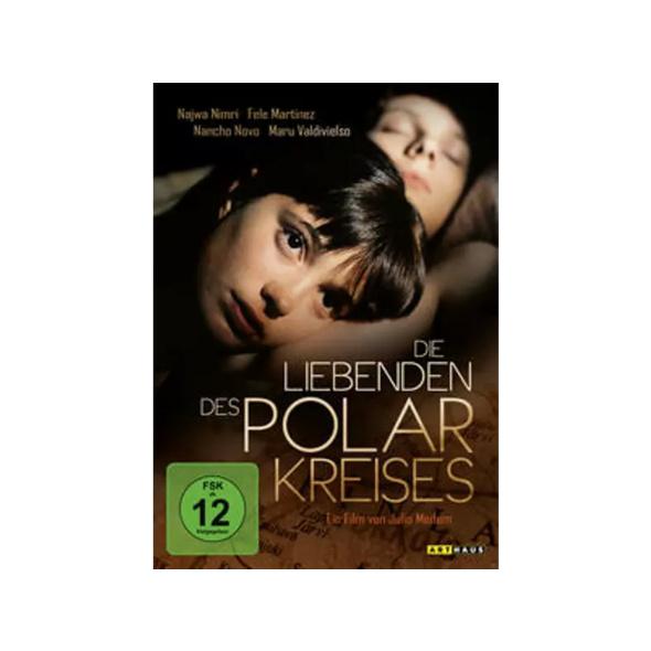 Die Liebenden des Polarkreises - (DVD)