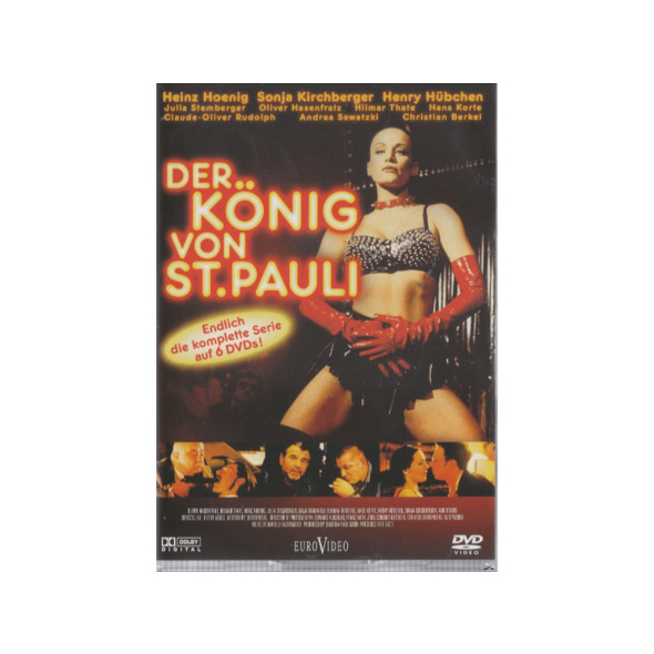 Der König von St. Pauli - (DVD)