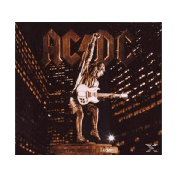 AC/DC - STIFF UPPER LIP - (CD)