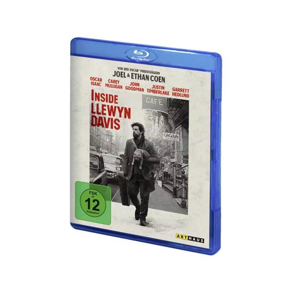 Inside Llewyn Davis - (Blu-ray)