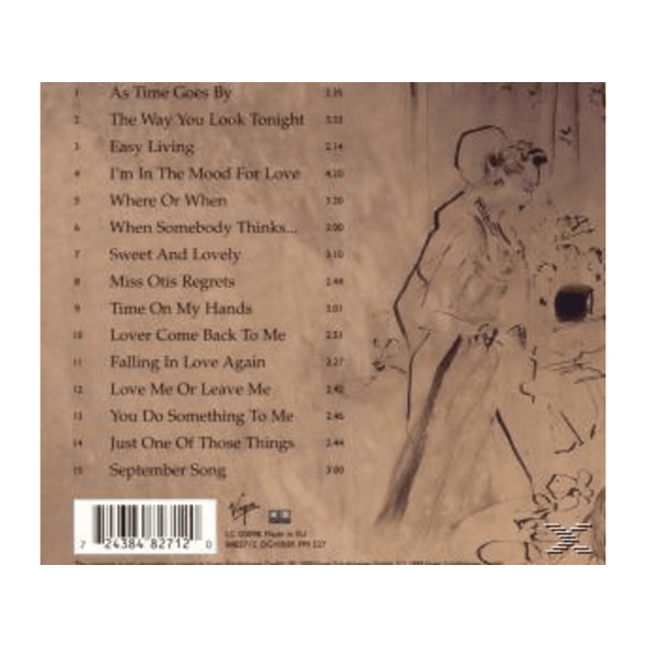 Bryan Ferry - As Time Goes By (Digipack) - (CD)