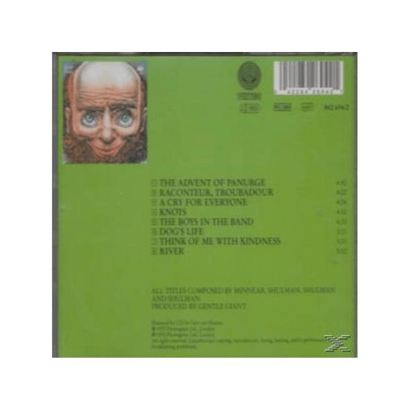 Gentle Giant - Octopus - (CD)