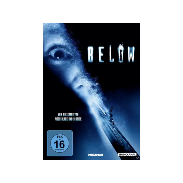 Below - (DVD)