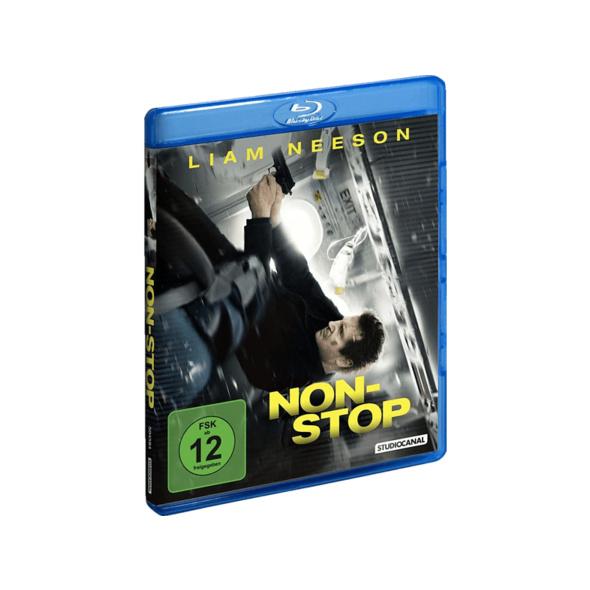Non-Stop - (Blu-ray)