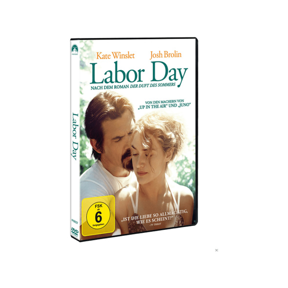 Labor Day - (DVD)