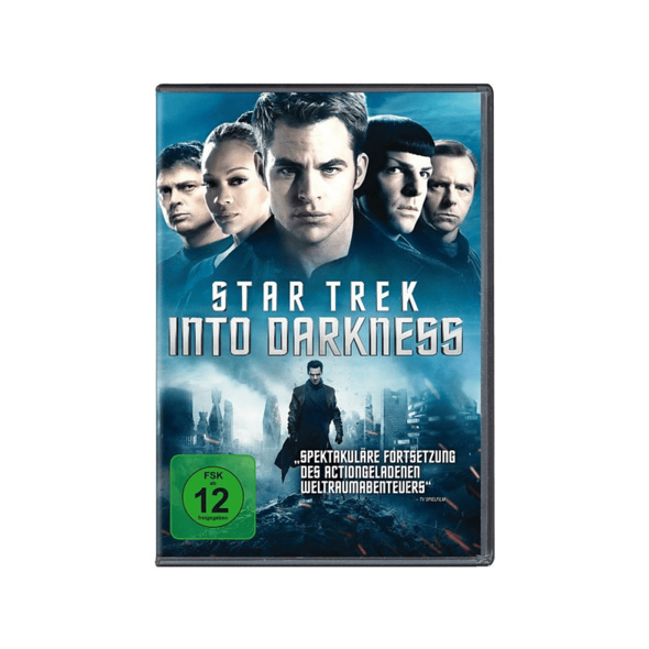 Star Trek - Into Darkness - (DVD)