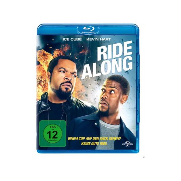 Ride Along - (Blu-ray)