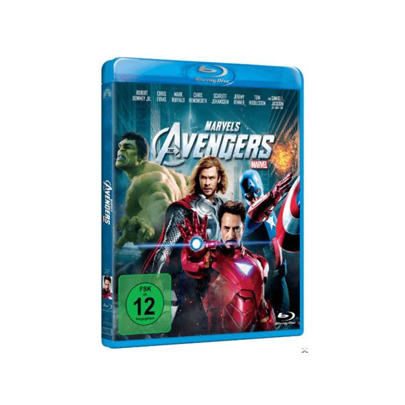 Marvel's The Avengers - (Blu-ray)
