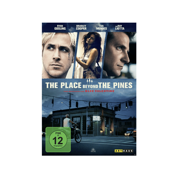 The Place Beyond The Pines - (DVD)