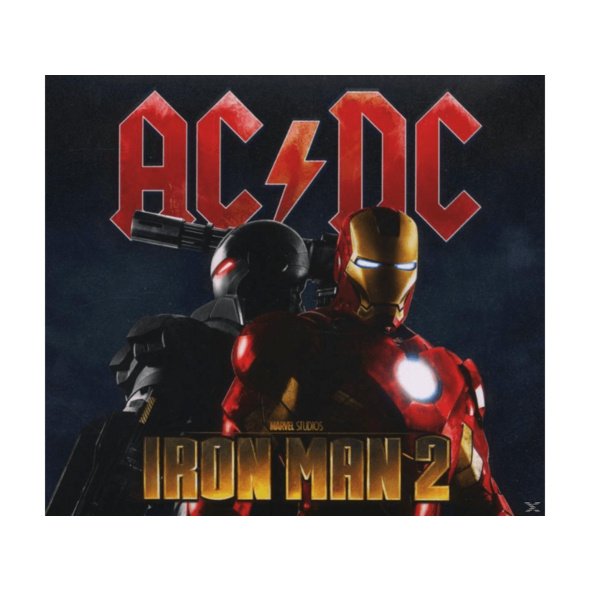 AC/DC - IRON MAN 2 - (CD)