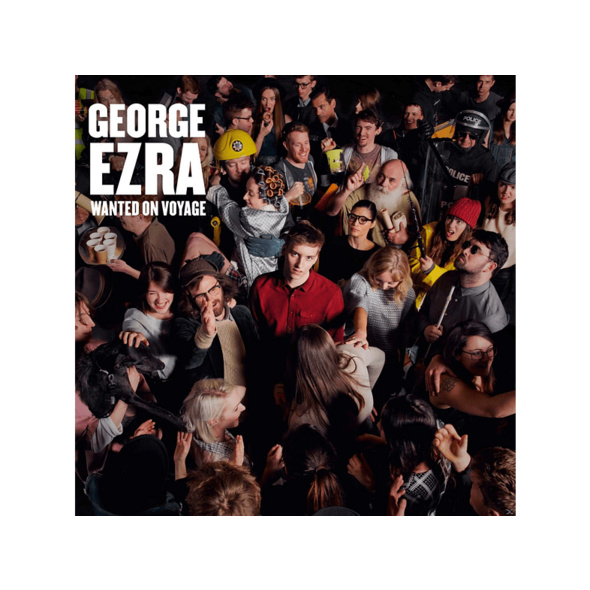 George Ezra - Wanted On Voyage - (CD)