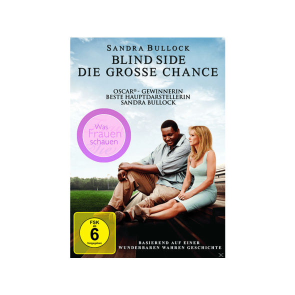 Blind Side - Die Große Chance - (DVD)