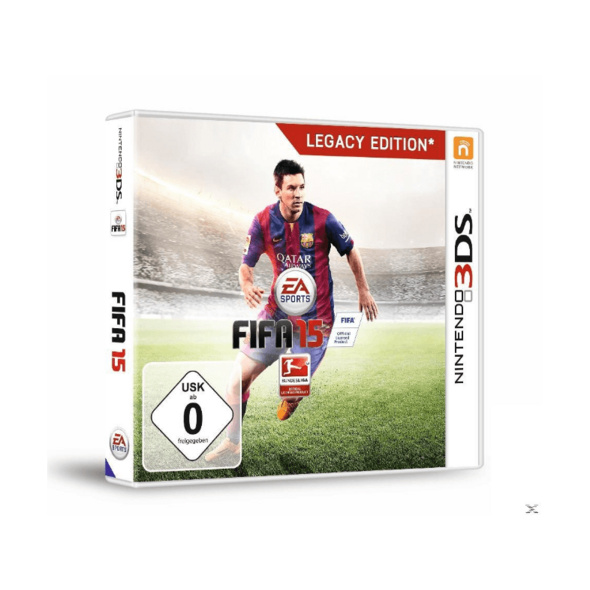 FIFA 15 Legacy Edition (Software Pyramide) - Nintendo 3DS