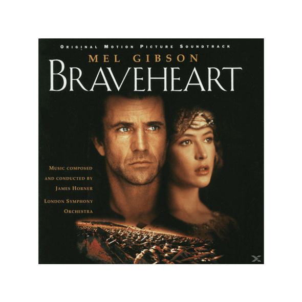 The Original Soundtrack, James (composer) Ost/horner - BRAVEHEART - (CD)