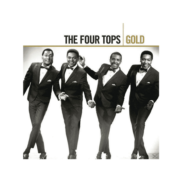 The Four Tops - Gold - (CD)