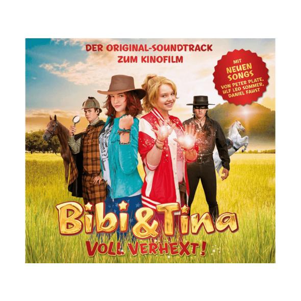 Various - Bibi & Tina - Voll Verhext! - (CD)