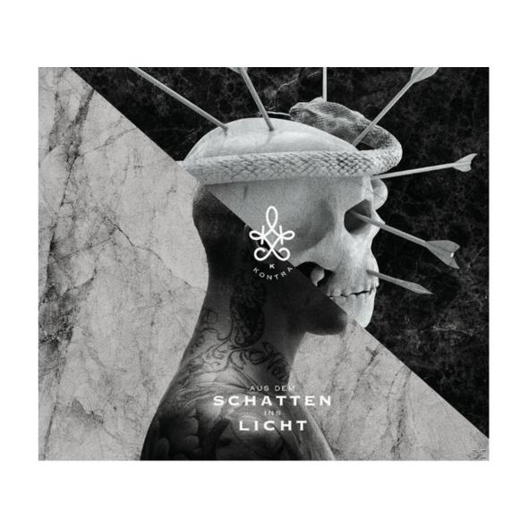 Kontra K - Aus Dem Schatten Ins Licht - (CD)
