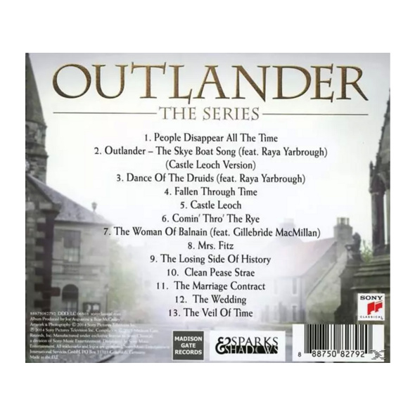 Bear Mccreary - Outlander (Original Television Soundtrack), Vol.1 - (CD)