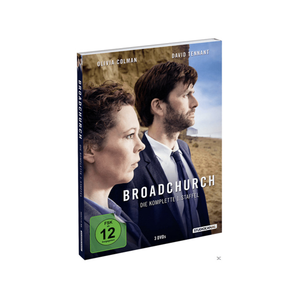 Broadchurch - 1. Staffel - (DVD)