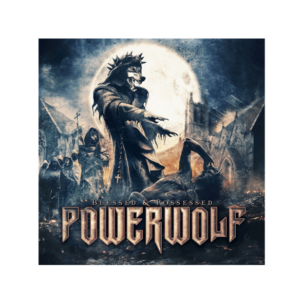 Powerwolf - Blessed & Possessed - (CD)
