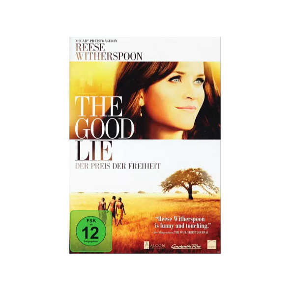 The Good Lie - Der Preis der Freiheit - (DVD)