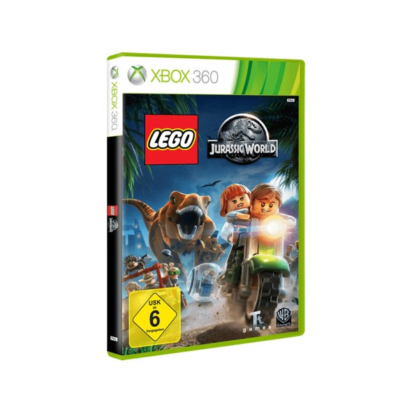 LEGO Jurassic World - Xbox 360